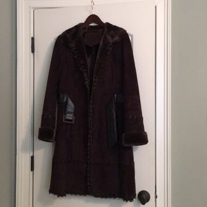 Beautiful coat in need of caring home!